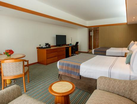 Executive Double Room Sonesta Hotel El Olivar Lima